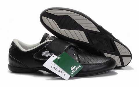 Or Pas Femme Cher Chaussure chaussure Lacoste Misano 3AL45Rj