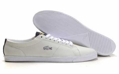 Chaussures Lacoste Pas Cher Femme