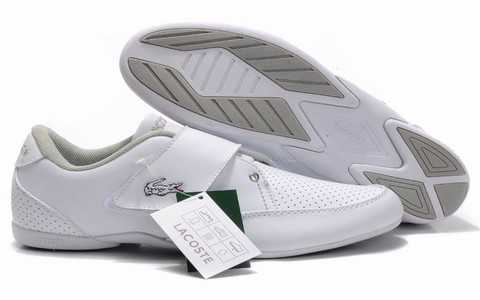 Basket Lacoste Scratch